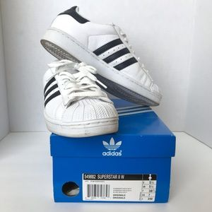 VGUC Adidas Superstar II